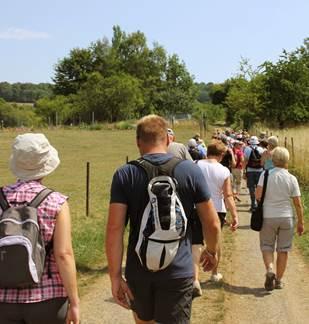 Marche Populaire de Sorcy-Bauthémont