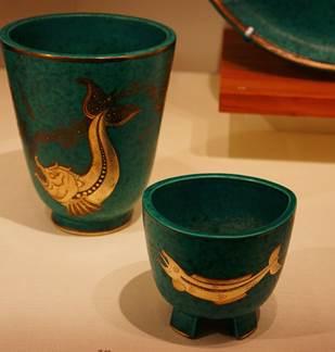Exposition de céramique