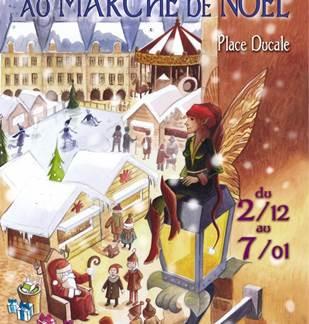 Marché de Noël de Charleville-Mézières