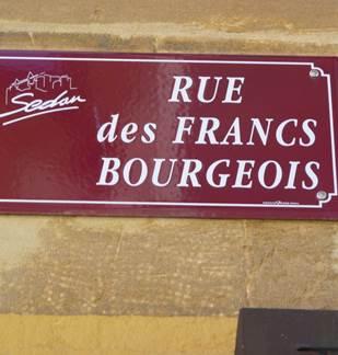 Visite guidée VAH Sedan : Le nom des rues dans le quartier de Villers