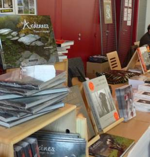 Festival du livre d'Ardenne et d'ailleurs Livr'expo