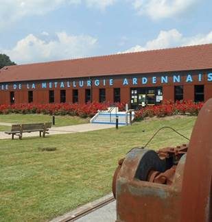 Journées Européennes du patrimoine du Musée de la Métallurgie Ardennaise