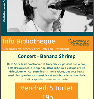 Concert - Banana Shrimp