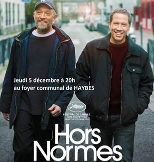 Cinéma : Hors normes