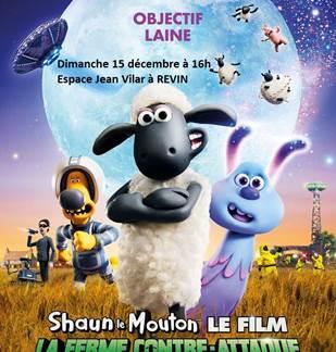 Shaun le Mouton LE FILM