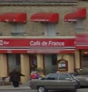 CAFÉ DE FRANCE - KOUPERMAN Bernard