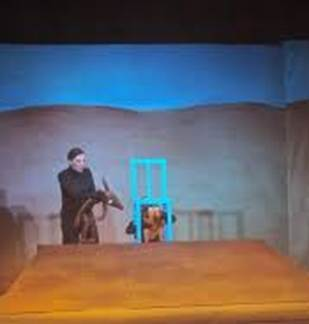 Spectacle de Marionnettes : La Chaise Bleue