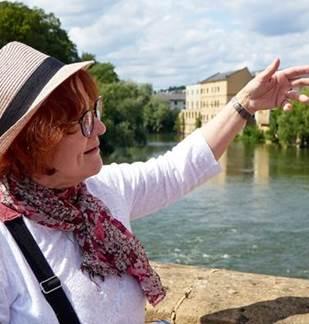 Visite guidée de Sedan Au fil de la Meuse