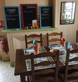Restaurant le Piquet