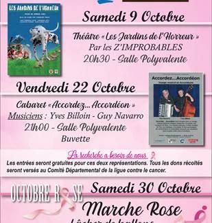 Marche Rose