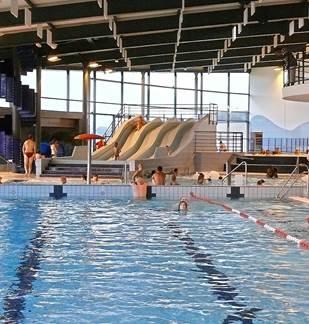 Piscine de Givet - Centre aqualudique Rivéa