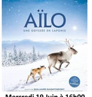 Cinéma : Aïlo, une odyssée en Laponie