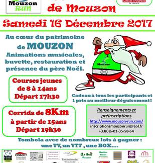 Corrida Mouzon run
