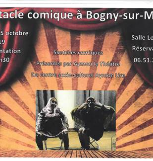 Spectacle comique