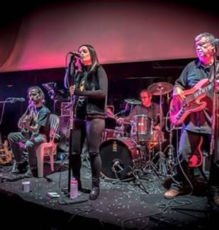 Concert du groupe Golddigger