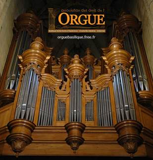 Concert d'orgue par Brice Montagnoux