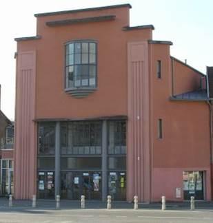 Centre culturel de Nouzonville