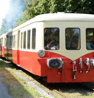 Voyage au chemin de fer de la Baie de Somme