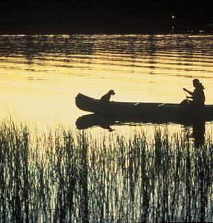 Randonnée Kayak et Légende