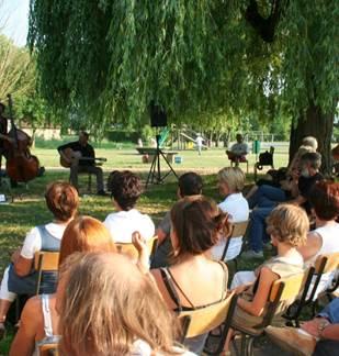 Festival Rencontre Guitare et Patrimoine en Ardennes