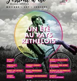 Festival d'été du Pays rethélois - Commémorations