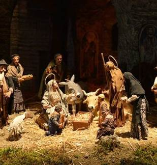 Le chemin des Crèches à Singly