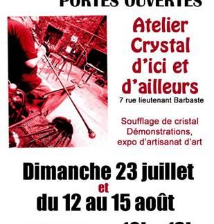 Atelier Crystal d'ici et d'ailleurs