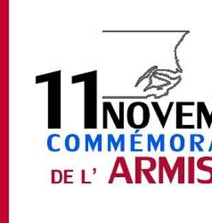 Cérémonie commémorative du 11 novembre aux Hautes-Rivières