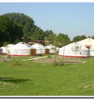 Domaine du Mandukhai - Yourtes