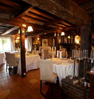 Restaurant Ermitage du Moulin Labotte
