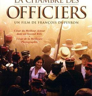 Projection : La chambre des officiers
