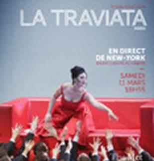 Opéra et Ballet au cinéma : La Traviata