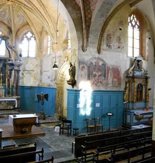 Église Saint Léger