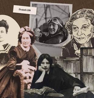 Exposition : Portraits de femmes…