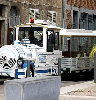 Petit Train Touristique de Givet