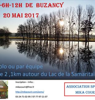Les 3h-6h-12h de Buzancy