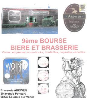 9ème Bourse Bière et Brasserie