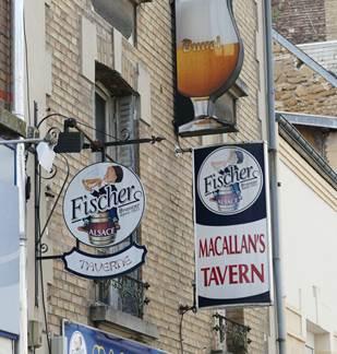 Macallan's tavern