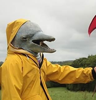 Marionnettes : Flippant le dauphin !