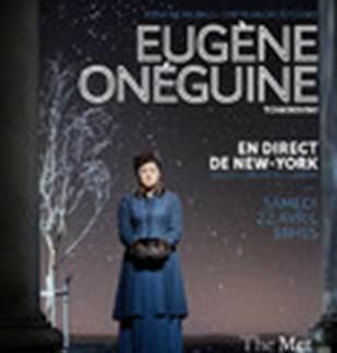 Opéra et Ballet au cinéma : Eugène Onéguine
