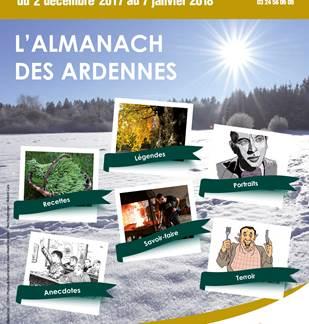 Exposition : L'almanach des Ardennes