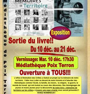 Expo Mémoire de Territoire