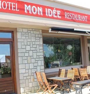 Hôtel Le Mon Idée, Auvillers-les-Forges