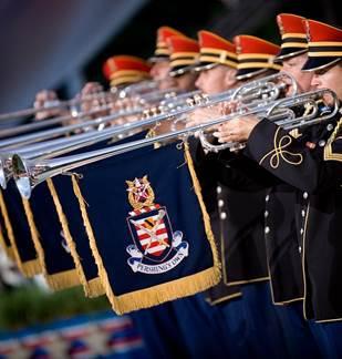 Concert : Fanfare et Bagad de la 9e Brigade d'Infanterie de Marine