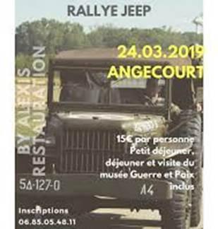 On the Road - Rallye Jeep