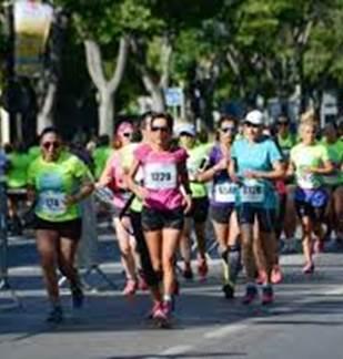 Montcéenne, course pédestre 100% féminine