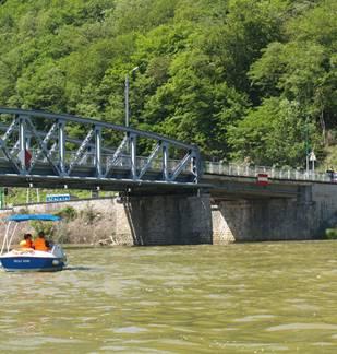 Halte fluviale (Capitainerie) Haybes