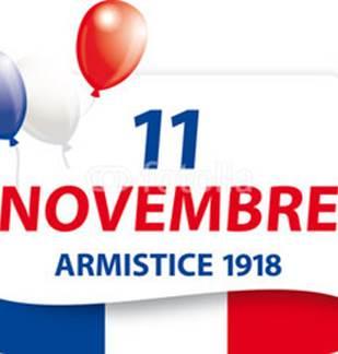 Commémoration du 11 novembre à Laifour