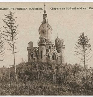 Sentier de découverte du mont de Saint Berthauld