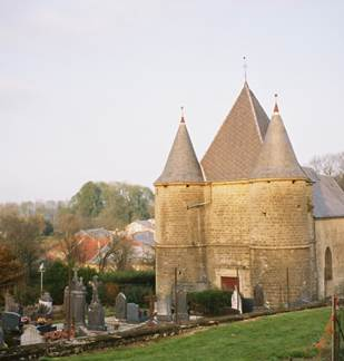 Eglise de Servion